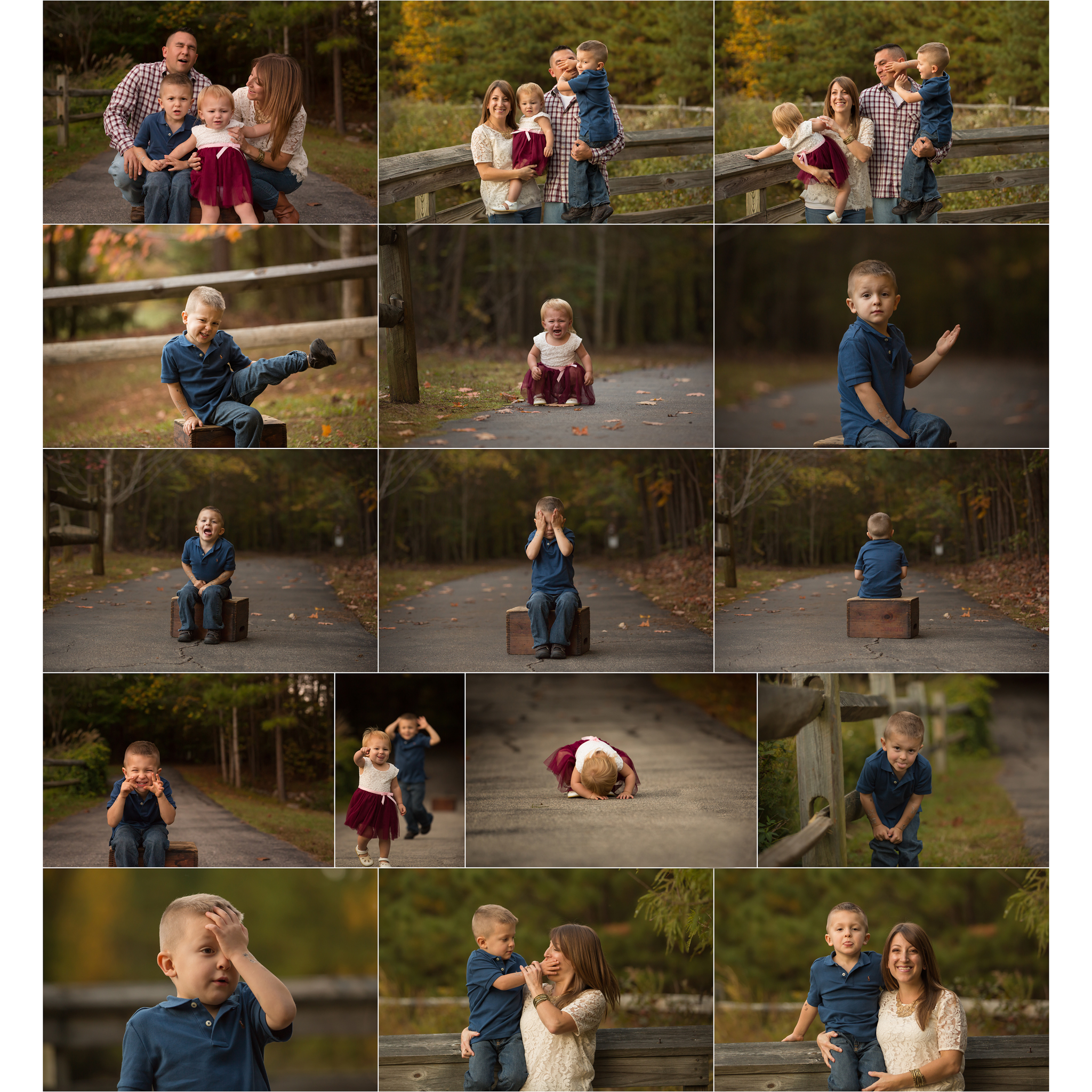 Wake Forest family photographer